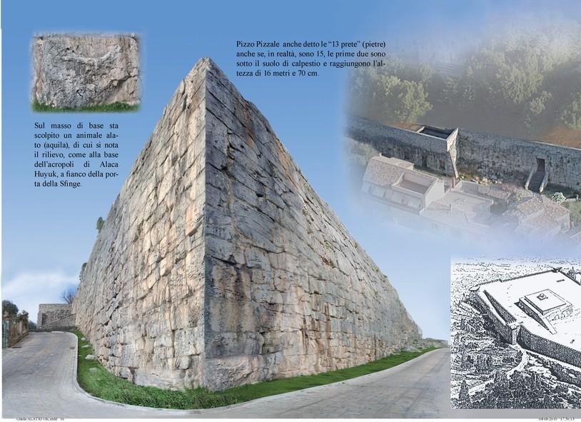 Alatri (FR) - mura poligonali